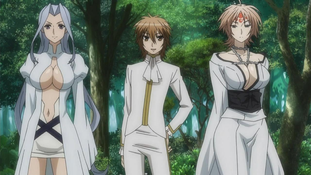 Sekirei       - - Anime, TV and Movie Based RPGs - FeralFront